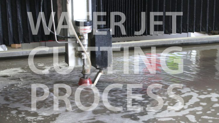 Water Jet Cutting Process